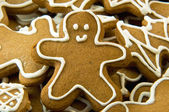 Gingerbread cookie — Stock Photo