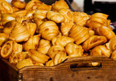 Ser wędzony — Zdjęcie stockowe
