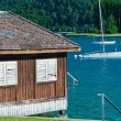 Boat house — Stock fotografie
