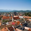 Foto Stock: View of Klagenfurt