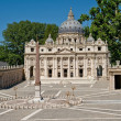 Stock Photo: St Peter Basilica