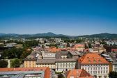 View of Klagenfurt — Stock Photo