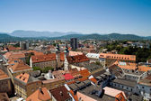 View of Klagenfurt — Stockfoto