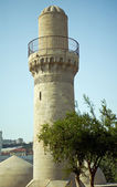 Minaret in Baku — Foto Stock