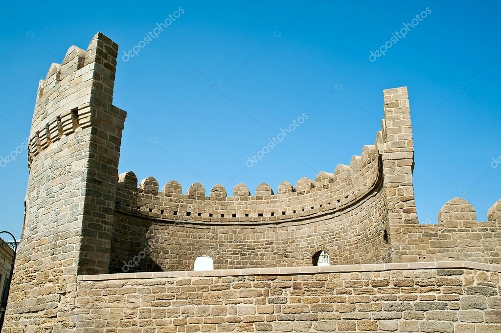 против такого баку крепость старый город варисторная защита