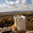 Panorama from the castle Csokako — Lizenzfreies Foto