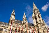 City Hall Vienna — Stock Photo