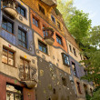 Hundertwasser House — Stock Photo #25148603