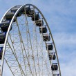 Stock Photo: Big ferris wheel