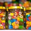 Mixed candies — Stock Photo