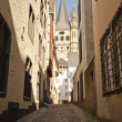Backstreet of Cologne — Foto Stock #38625791