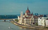 Parliament of Budapest — Stock Photo