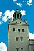 Castle Szczecin — Stock Photo