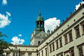 The Castle Szczecin — Stock Photo