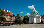 St Kazimierz church — Stock Photo