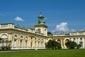 Wilanow palace — Stock Photo