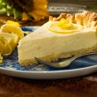 Lemon pie — Stock Photo #50168603