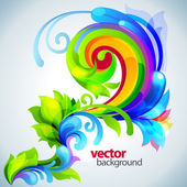 Beautiful vector background — Stok Vektör
