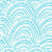 Hand painted textured seamless pattern — Stock Vector