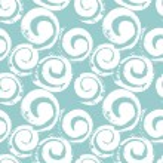 Abstract spirals seamless pattern — Stock Vector #8807762