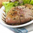 Rump steak — Stock Photo