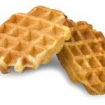 Waffles — Stock Photo