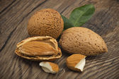 Almonds — Photo
