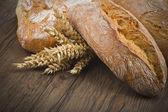 Pão ciabatta — Foto Stock