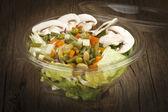 サラダ — ストック写真