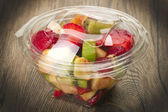 Mix of fresh fruit — Stock Photo