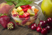 Mix of fresh fruit — Stock Photo