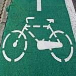 Постер, плакат: Bike lane 3
