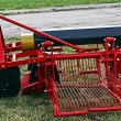 Agricultural equipment.Details 77 - Stock Photo