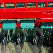 Agricultural equipment.Details 81 - Stock Photo