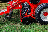 Agricultural equipment.Details 78 — Stock Photo