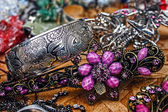 Trinkets and jewelry 1 — Stock Photo
