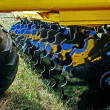 Agricultural equipment.Details 92 — Stock Photo