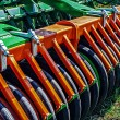Agricultural equipment.Details 96 — Stock Photo