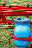 Agricultural equipment.Details 87 — Стоковое фото