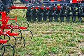 Agricultural equipment.Details 89 — Foto de Stock