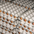 Eggs stored 8 — Stock Photo #12734003
