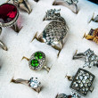Stock Photo: Trinkets and jewelry 9