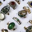 Stock Photo: Trinkets and jewelry 10