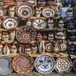 Royalty-Free Stock Photo: Traditional Romanian Ceramics 3