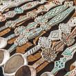 Wooden spoons carved — Stockfoto #13297208