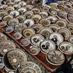 Traditional Romanian Ceramics 1 — Stock Photo #13297209