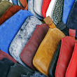 Colorful leather covers — Stock Photo #13381975
