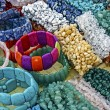 Stock Photo: Bracelets and Trinkets