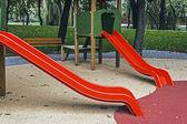 Urban furniture for children 3 — Stock Photo