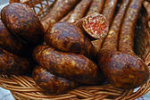 Romanian traditional food 10 — Stock Photo